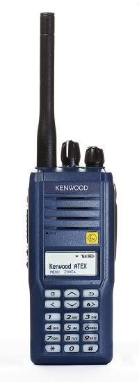 zdjęcie produktu KENWOOD Radiotelefony Atex